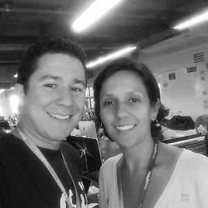 Guilherme Reis & Jessica Blandina
