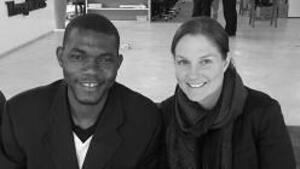 Brigitte Britten-Kelly & Charles Lebon Mberi Kimpolo