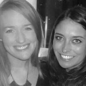 Hannah Fitzgerald-Kearns and Kate Logan