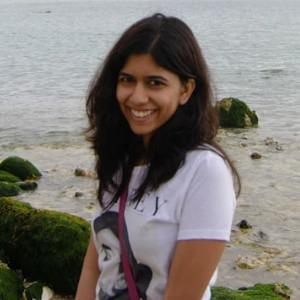 Namrita Bhat-Rao