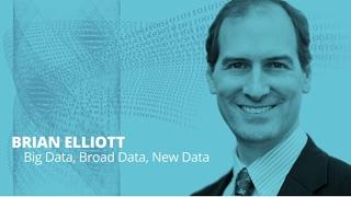 Big Data, Broad Data, New Data