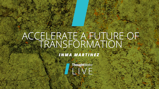 Accelerate a future of transformation