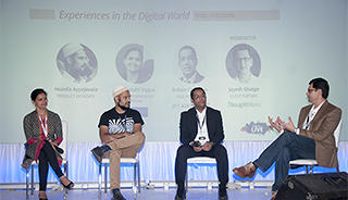Experiences in the Digital World