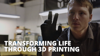 Keynote: Transforming Life Through 3D Printing