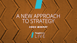 A new approach to strategy