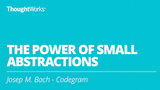 The power of small abstractions