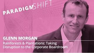 Rainforests & Plantations: Taking Disruption to the Corporate Boardroom