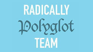Tales from a radically polyglot team